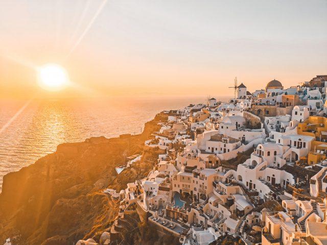 Santorini: vse kar morate vedeti