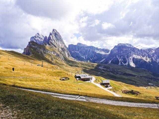 Plezalno pohodniški roadtrip po Dolomitih: seceda