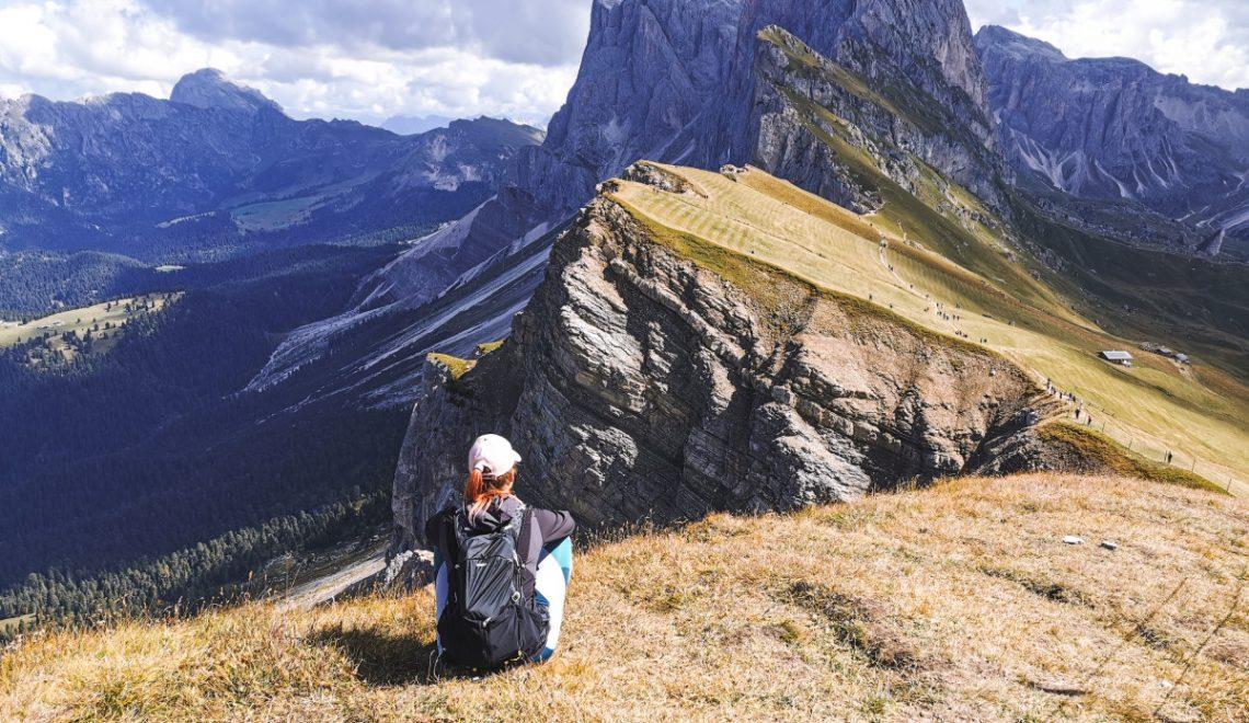 Podaljšan vikend v Dolomitih: Seceda, ferata Degli Alpini ter ferata Brigata Tridentina, Val Gardena ter roadtrip čez prelaze