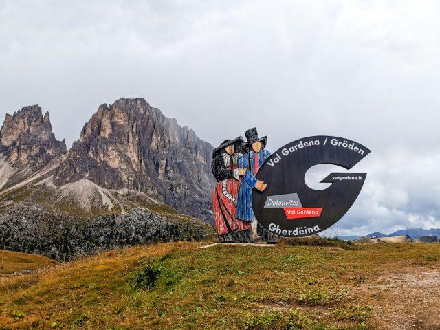 Plezalno pohodniški roadtrip po Dolomitih: prelas sella